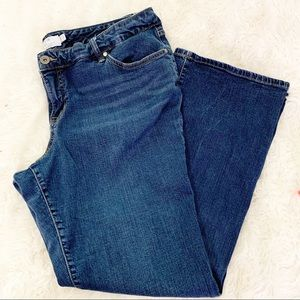 Torrid Relaxed Bootcut Jeans Size 20 R
